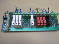 OPTO22 G4PB16HC Channel Rack with Input and output Modules
