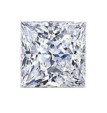 3.4mm VS CLARITY PRINCESS-FACET NATURAL AFRICAN DIAMOND (G/I COLOUR)