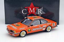 BMW 635 CSI #6 DPM 1984 H. - J. Stuck Jägermeister Brun Motorsport 1:18 CMR