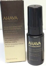 AHAVA Dead Sea Osmoter Body Concentrate Tone & Texture Correcting Serum .5oz