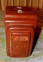 Zeiss Ikon Ikoflex Leather Case 1238 / 16 Original Germany