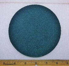 "5"" x NH Blue Very Fine Scotch-Brite J Hook Surface Conditioning Disk, 3M #04303"