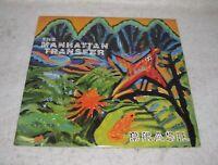 The Manhattan Transfer Brasil Vintage Vinyl LP Record Album 1987 Atlantic