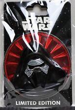 NEW D23 Walt Disney Imagineering WDI Star Wars Villains KYLO REN Pin LE 300
