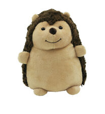 Fluffy Brown Hedgehog Door Stop - Stylish Stopper Home Decor Stuffed Animal