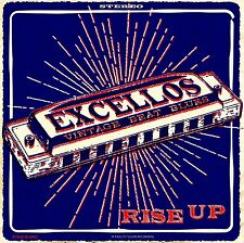 THE EXCELLOS - RISE UP   CD NEU