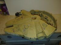Vintage StarWars Millennium Falcon 1979 Kenner Body Frame Only-Missing canopy