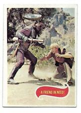 PLANET OF THE APES MOVIE CARD NO 49 A FRIEND IN NEED!  TOPPS EXMINT+ 5110