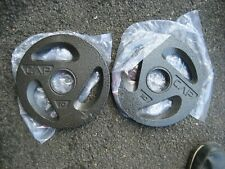 20 pounds olympic weight plates