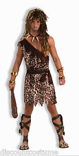 CAVE STUD STONE AGE STYLE CAVE MAN ADULT HALLOWEEN COSTUME MEN'S SIZE STANDARD