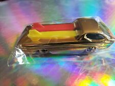 Gold~Deora~From Luis Montesdeoca~Personal Collection~Bag~Orig~Hot Wheels~Rare