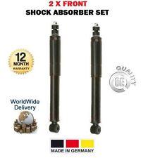 FOR MAZDA B2000 B2200 D B2500 D PICKUP 4x2 1985->NEW 2x FRONT SHOCK ABSORBER SET