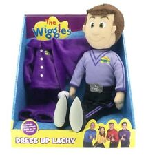 Dress Up Lachy Doll Plush 40cm The Wiggles