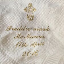 Personalised Baby Shawl Ideal Gift For Baby