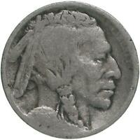 1913 S Buffalo Nickel Type 1 Raised Mound Fair FR