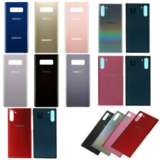 For Samsung Galaxy Note 10 10+ 9 8 Plus Battery Cover Glass Housing Back Door