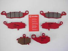 Brembo Sinter Bremsbeläge Bremsklötze vorne + hinten Kawasaki ER-6N / ER-6F 650