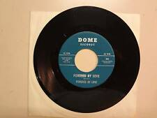 """POWERED BY LOVE:Powered By Love-Ride On A Magic Carpet-U.S.7"""" 67Dome Records 505"""