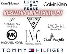 Resellers Lot of Women's Wholesale Clothing & Dresses Designer Brands Premier
