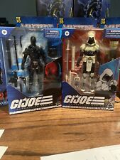 G.I. Joe Classified Series Arctic Mission Storm Shadow Snake Eyes Amazon In Hand