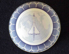 Wedgwood Concorde In-Flight Gift British Airways no box Paper weight Super Nice