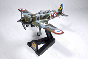 Easy Model 36327 - Morane-Saulnier M.S.406 - French Air Force WW2 Fighter France