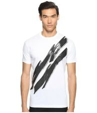 DSQUARED2 Sequin Lightning Bolt Graphic Tee - Size XL
