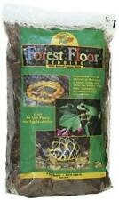 """New listing Zoo Med Laboratories Forest Floorâ""""¢ Natural Cyp 00004000 ress Mulch Substrate Bedding 8 Qua"""