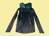 schickes Minikleid Cocktailkleid Abendkleid Kleid Cosagenkleid Gr. 34 v. AMISU