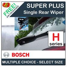 BOSCH 'H' SERIES SUPER PLUS SINGLE REAR WINDOW WIPER BLADE - MULTI-OPTIONS!