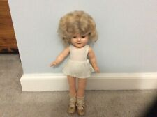 13 inch Shirley Temple doll