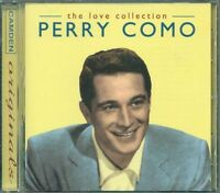 Perry Como - The Love Collection Cd Ottimo