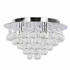 MiniSun Droplet Ceiling Lamp - Silver