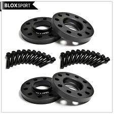 Custom 5x120 Wheel Spacers 4x15mm Hub 72.6 to 64.1 for BMW E53 E65  14x1.5 bolts
