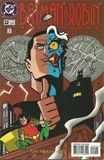 Batman & Robin Adventures #22 1997 VF/NM