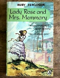 vintage paperback Lady Rose and Mrs. Memmary by Ruby Ferguson 1959