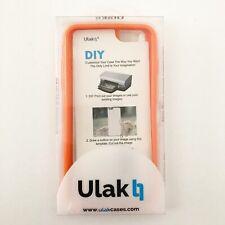 ULAK iPhone 6s Plus Case, iPhone 6 Plus Case, Clear Slim Hybrid Customize DIY