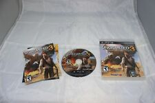 Uncharted 3: Drake's Deception (Sony PlayStation 3, 2011) Complete in Box