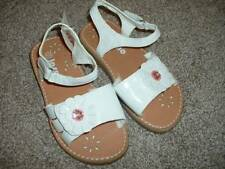 Josmo Girls Kids White Pink Flower Sandals Shoes Size 10 Spring Summer NWT NEW