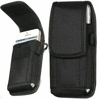 Universal Nylon Belt Hook Pouch Case Holster Fastenr Bag for Huawei phone Models