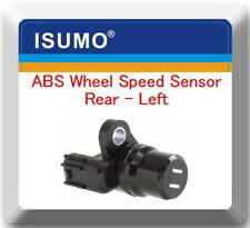 ABS Wheel Speed Sensor Rear Left  Fits:Toyota T100 1998 Tacoma 98-04Tundra 00-06