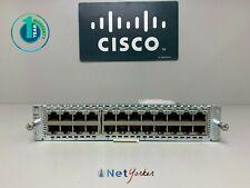 Cisco SM-ES3-24-P • PoE Enhanced Ethernet Service Module  ■SameDayShipping■