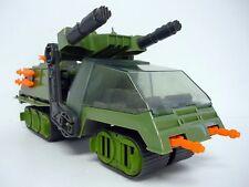 GI JOE HAVOC Tanque VINTAGE 35.6cm Figura Vehículo Complete w/ Cross Country