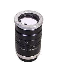 Tamron 25 mm 1:1 .4
