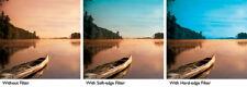 """New Schneider 4x4"""" Golden Sepia 1 Hard Edge Graduated Filter HE Grad 68-207144"""