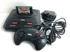 Sega Mega Drive II + Original Controller + Kabel + 3 in 1 Spiel #1