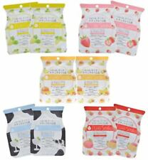 Pure Smile yogurt series 5types x 2 10pcs set face mask skin care F/S w/Track#
