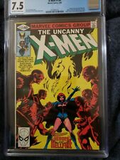 X-men 134 cgc 7.5