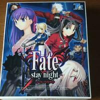 Fate Stay Night Limited Edition Game Windows PC TYPE MOON Japan