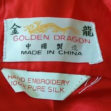 100% silk chinese robe by Pearls